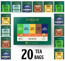 Detox Tee Sortiment