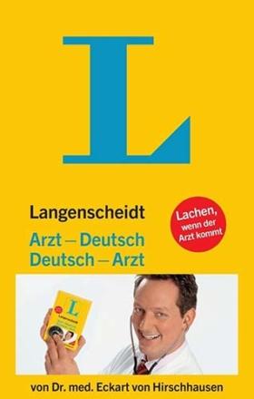 Arzt Deutsch Langenscheidt Wörterbuch