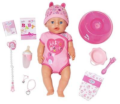 Baby-Born-Puppe Mädchen