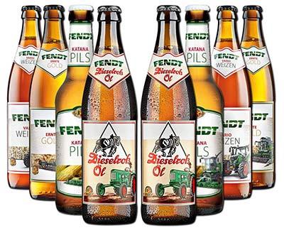 Bier für Fendt-Traktorfreunde