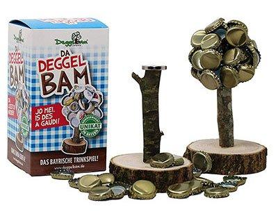 Biergeschenke Kronkorenbaum Deggelbam