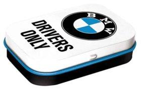 BMW Geschenke Bonbon Dose