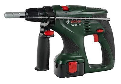 Bosch Spielzeug-Bohrhammer mit Bohrgeräuschen