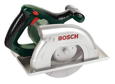 Bosch Spielzeug Kreissäge mit Licht und Sound