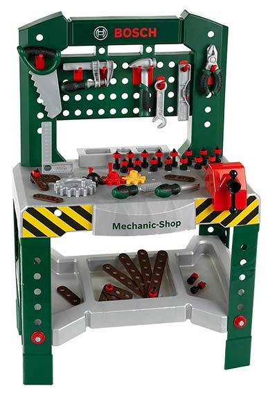 Bosch Kinderwerkbank für kleine Mechaniker