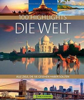 """Buch """"100 Reiseziele, die Sie gesehen haben sollten"""""""