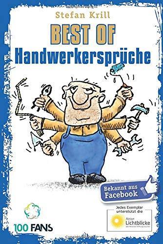 Buch Best of Handwerkersprüche