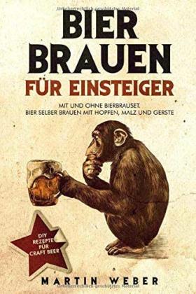 """Buch """"Bier brauen für Einsteiger"""""""