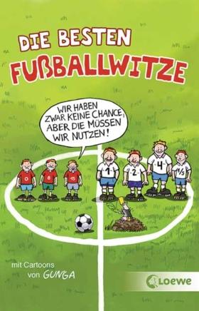 """Buch """"Die besten Fußballwitze"""""""