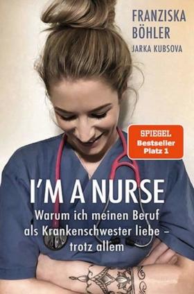 Buch für die Krankenschwester