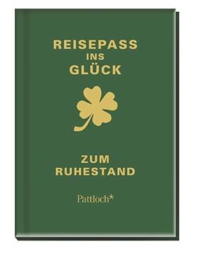 Buch Glücks-Reisepass zum Ruhestand