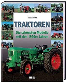 Buch Traktor-Modelle