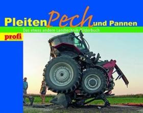 Buch mit lustigen Traktorunfällen