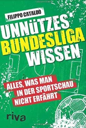 Buch unnützes Bundesliga Wissen
