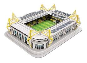 BVB Borussia Dortmund Stadion 3D-Puzzle