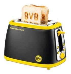 BVB Toaster mit Sound