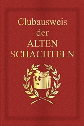 """Buch """"Clubausweis der alten Schachteln"""""""