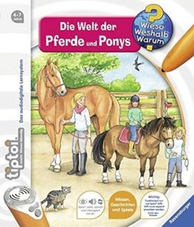 """Buch """"Die Welt der Pferde und Ponys"""""""