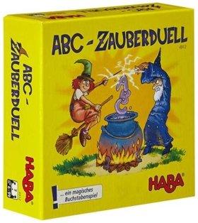 Einschulung Buchstabenspiel ABC-Zauberduell