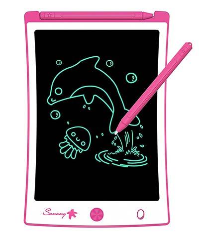 Elektronische Zeichentafel für 2-jährige Mädchen