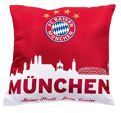 FC Bayern München Kissen