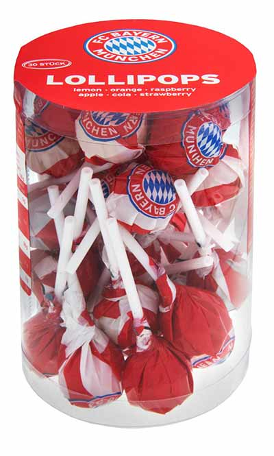 FC Bayern München Lollies