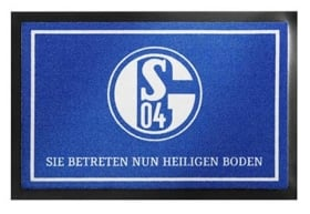 FC Schalke 04 Fußmatte