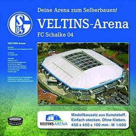 Veltins-Arena Modellbausatz
