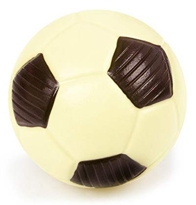 Fußball aus Schokolade