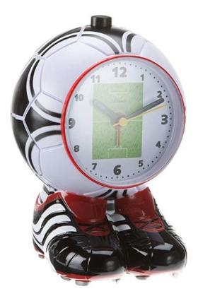 Fußball Wecker
