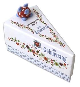 Geldgeschenk-Schachtel zum Geburtstag