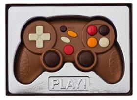 Game Controller aus Schokolade