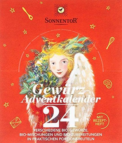 Geschenke für Frauen Gewürz Adventskalender