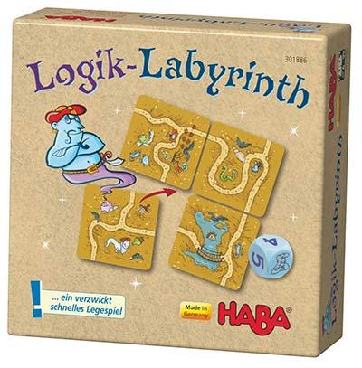 Geschenke für 6 jährige Logik-Labyrinth