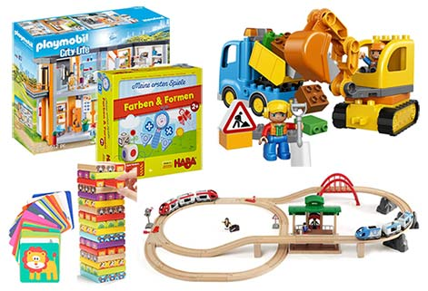 Geschenke für 3-jährige Kinder
