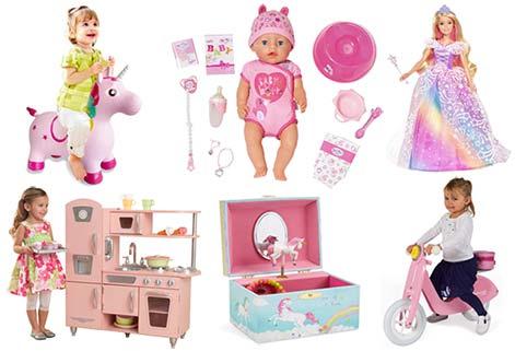 Schöne Geschenke für 3-jährige Mädchen zum Geburtstag