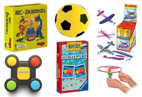 Kleine Geschenke für Kinder unter 10 Euro