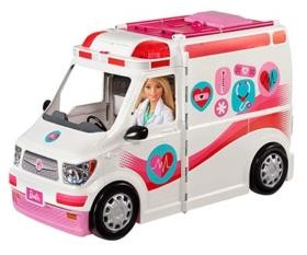 Geschenke für Mädchen Barbie Krakenwagen
