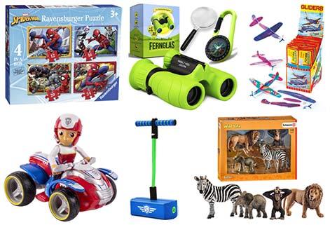 Geschenke für vierjährige Jungs