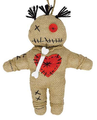 Geschenke unter 5 Euro Voodoo Puppe