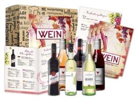 Geschenkset Wein-Weltreise