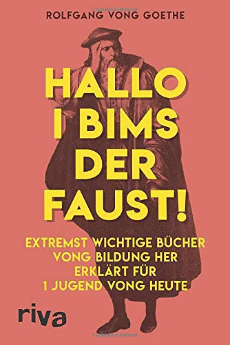 Goethe Faust lustig