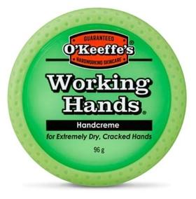 Handcreme für trockene Hände