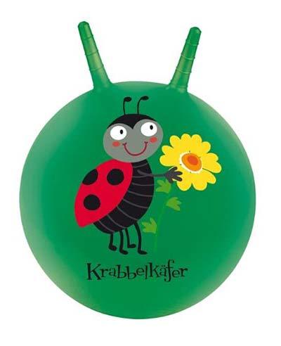 Outdoorspielzeug für den Kindergarten Hüpfball mit Marienkäfer