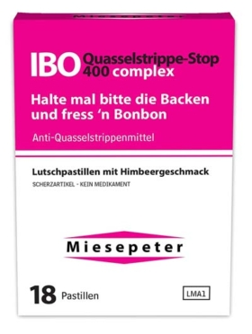 IBO Quasselstrippe-Stop 400 complex