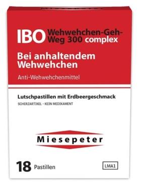 IBO Wehwechen-Geh-Weg 300 complex