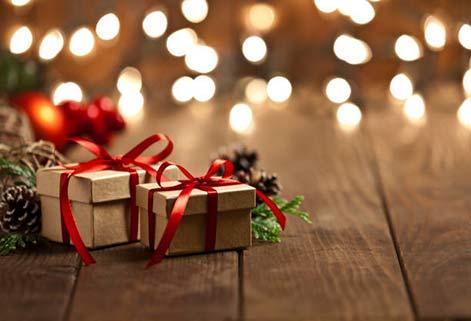 Julklapp-Geschenke