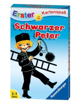Kartenspiel Schwarzer Peter