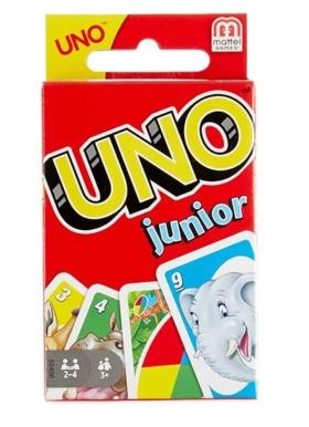 Kartenspiel UNO junior