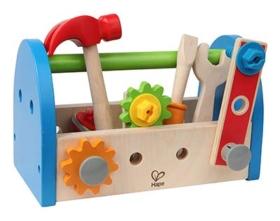 Kinder Werkzeugkasten aus Holz